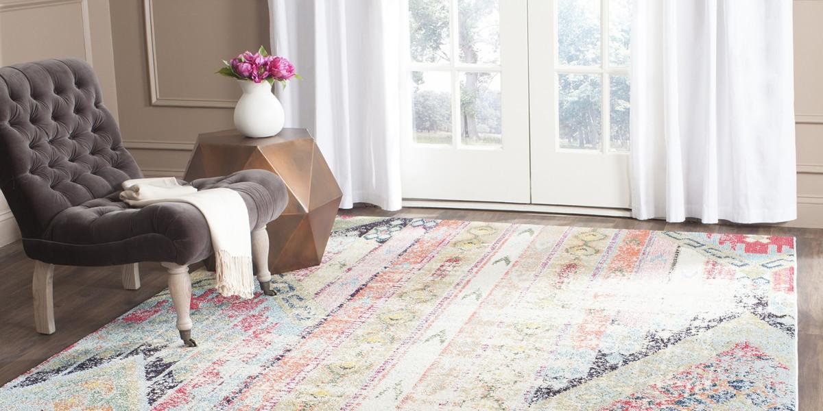 Стильные ковры: какой ковер стоить выбрать в 2020-2021 году
