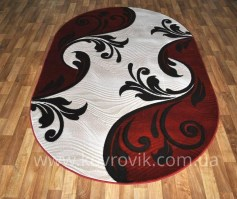 Meral 5027 Red Oval