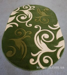 Legenda 0391 Green Oval