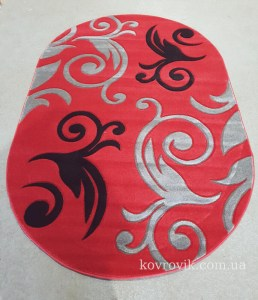 Legenda 0391 Red Oval
